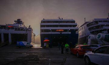 Καιρός: Κανονικά εκτελούνται τα δρομολόγια των πλοίων