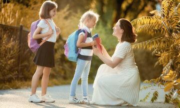 Πώς να βοηθήσω το παιδί μου να ενταχθεί ομαλά στη νέα σχολική χρονιά;