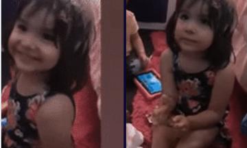 Μπήκε στο υπνοδωμάτιο των παιδιών της και έμεινε άφωνη με αυτό που είδε (vid)