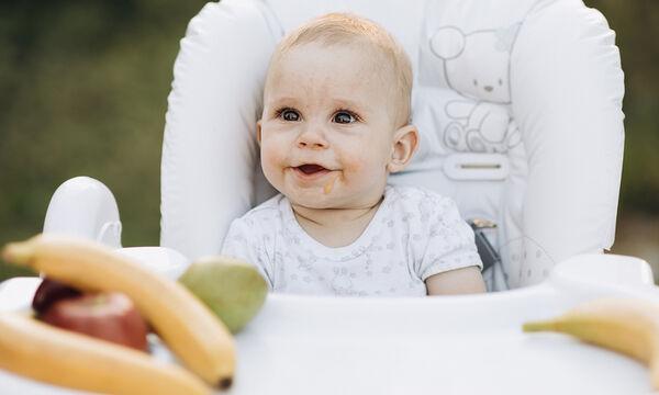 Τρεις θρεπτικές συνταγές για μωρά 7- 12 μηνών (vid)