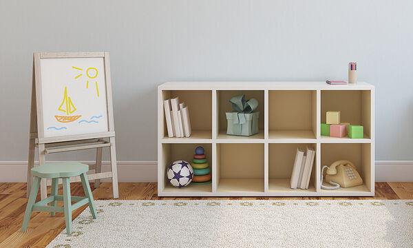 Ψάχνετε βιβλιοθήκη για το παιδικό δωμάτιο; Αυτές τις προτάσεις πρέπει να τις δείτε (vid)