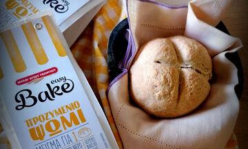 Easy Bake Προζυμένια φραντζολάκια – σάντουιτς