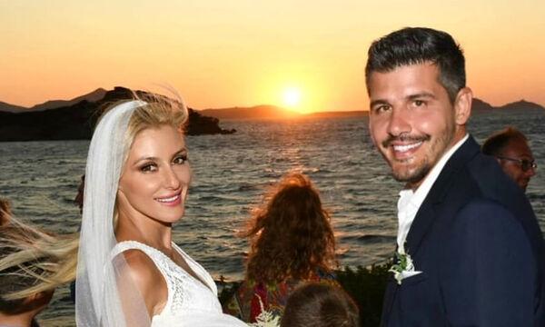 Μαρία Φραγκάκη: Οι δέκα αδημοσίευτες φωτογραφίες του γάμου της που θα σας εντυπωσιάσουν (pics)