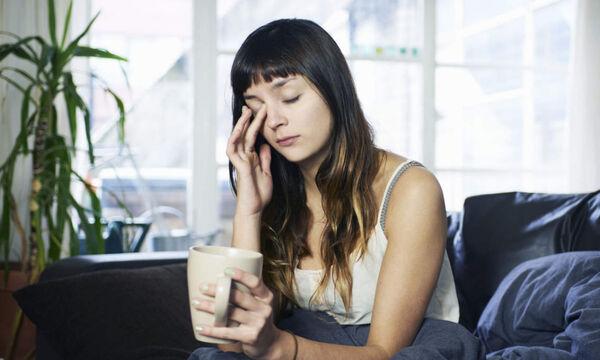 9 παθήσεις με σύμπτωμα την μόνιμη κούραση (εικόνες)