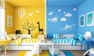 Αυτές τις τεχνοτροπίες στον τοίχο του παιδικού δωματίου θα θέλετε να τις δοκιμάσετε (vid)