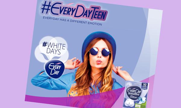 EveryDayTeen: To TeenQueen.gr σε συνεργασία με την EveryDay «μοιράζει» αυτοπεποίθηση στις έφηβες
