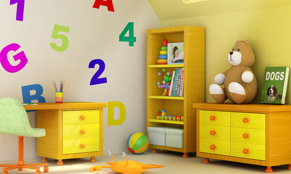 Τι πρέπει να προσέξετε στη διακόσμηση του υπνοδωματίου που επηρεάζει το παιδί στο διάβασμά του;