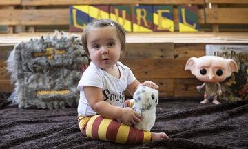 Και όμως, αυτό είναι το πιο... Harry Potter μωρό στον κόσμο και πρέπει να το δείτε!  (pics)