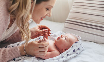 Τα νεογέννητα καταλαβαίνουν τα πάντα -Τι μπορείτε να τους λέτε