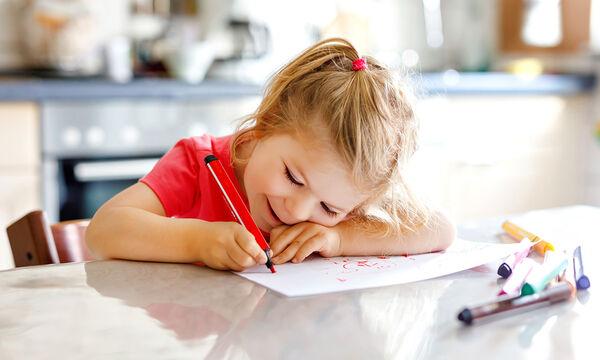 18 εύκολα tips που θα κάνουν το παιδί σας να αγαπήσει τη ζωγραφική (vid)