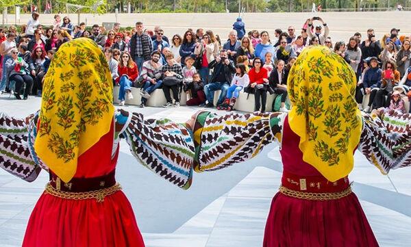 Μαθήματα Παραδοσιακών Χορών για παιδιά στο ΚΠΙΣΝ