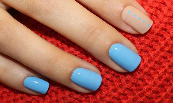 Τα μανικιούρ της εβδομάδας: Πώς να βάψεις τα νύχια σου