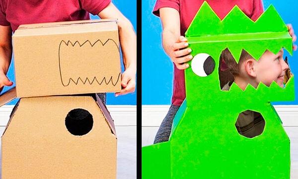 Έξυπνες ιδέες για DIY παιχνίδια για όλη την οικογένεια (vid)