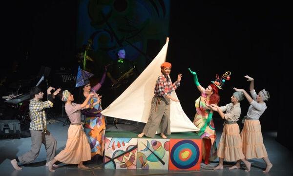 Η παιδική θεατρική παράσταση «JAZZ FOR KIDS: η ιστορία ενός ρυθμού» στο θέατρο Γκλόρια