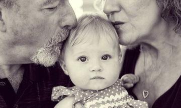 «Γιαγιά και παππού, σας ευχαριστώ για όλα»