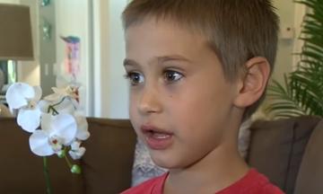 Δείτε πώς παγιδεύτηκε ένας 5χρονος και φώναζε για βοήθεια (vid)