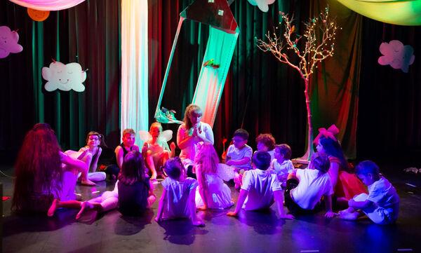 «Θεατρικά Εργαστήρια για παιδιά & εφήβους» στο Θέατρο 104