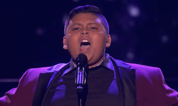 Μη χάσετε την ερμηνεία του 12χρονου στο America's Got Talent - Θα μείνετε με το στόμα ανοιχτό (vid)