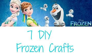 Έχετε λατρεία με το Frozen; Δείτε υπέροχες κατασκευές που μπορείτε να κάνετε εύκολα & γρήγορα (vid)