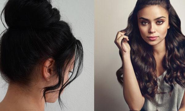 6 επικά hairstyles που θα κάνεις σε λιγότερο από μισό λεπτό (κυριολεκτικά)