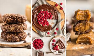 Τρεις συνταγές για γλυκά χωρίς ψήσιμο - Δοκιμάστε τις (vid)