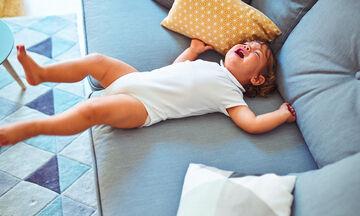 Το παιδί μου κλαίει με το παραμικρό - Τι πρέπει να κάνω;