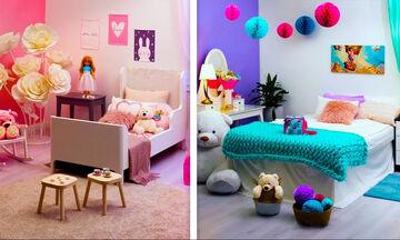 15+1 τρόποι να δώσετε χρώμα στο υπνοδωμάτιο (vid)