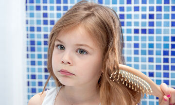 Τριχόπτωση στα παιδιά: Αίτια και αντιμετώπιση