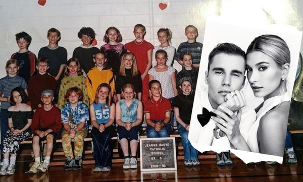 Μπορείτε να βρείτε τον Justin Bieber σε αυτή τη σχολική φωτογραφία; (pics)