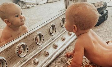 Τι μπορεί να κάνει ένα βρέφος 3 μηνών