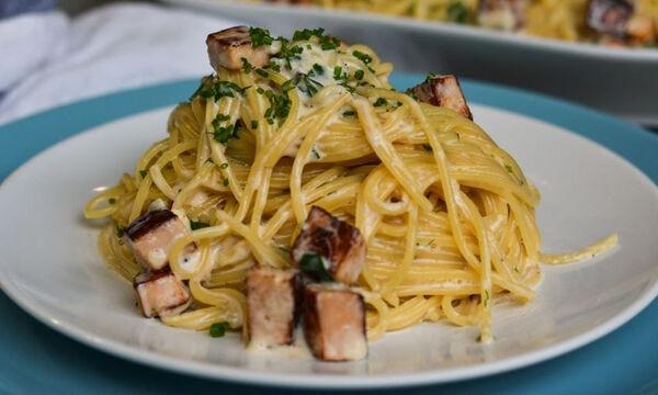 Συνταγή για την πιο νόστιμη καρμπονάρα