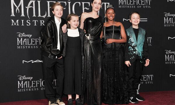Η 14χρονη κόρη της Angelina Jolie έγινε σχεδιάστρια και πρέπει να δεις τι έχει φτιάξει