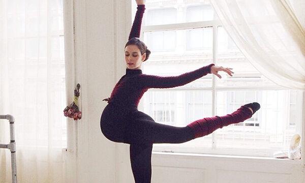 Απίστευτο! Έγκυος μπαλαρίνα μαγεύει με τις χορευτικές κινήσεις της στον 9ο μήνα εγκυμοσύνης (pics)