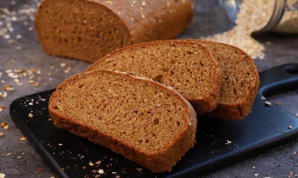 Συνταγή για αφράτο και υγιεινό ψωμί ολικής