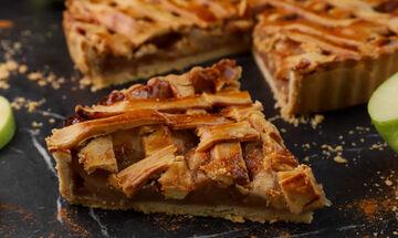 Συνταγή για μαμαδίστικη μηλόπιτα