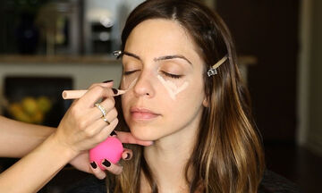 Αυτό το μακιγιάζ είναι το ιδανικό για μαμάδες - Δείτε πώς θα το κάνετε σε ελάχιστα λεπτά (vid)