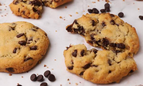 Φτιάξτε λαχταριστά μπισκότα βανίλιας με σοκολάτα