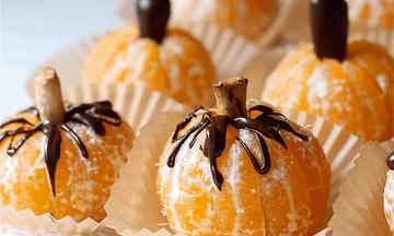 Γλυκά μανταρινάκια - Μια φθινοπωρινή συνταγή που θα λατρέψουν τα παιδιά (pics)