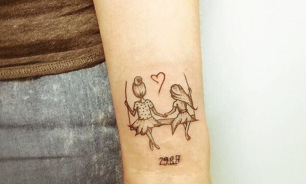 10+1 τατουάζ αποκλειστικά για μαμάδες (pics)
