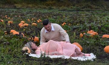 Αυτές οι φωτογραφίες εγκυμοσύνης κάνουν το γύρο του διαδικτύου και σκορπούν τον τρόμο (pics)