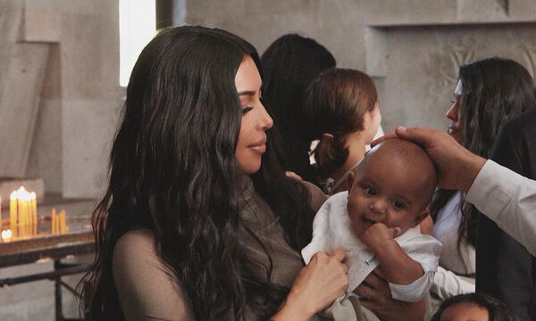 Κι όμως η Kim Kardashian δεν θα ονόμαζε Psalm τον γιο της - Αυτή ήταν η αρχική της επιλογή (pics)