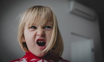 Γιατί το παιδί μου είναι επιθετικό; (vid)