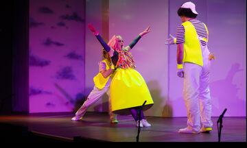 Ο Ουρανένιος - Μία θεατρική παράσταση που θα λατρέψει κάθε παιδί
