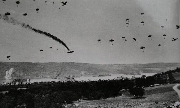«Δεν θα ξεχάσω ποτέ την πρώτη βόμβα που έπεσε πάνω από τα κεφάλια μας»