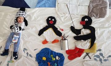 Με μερικές πετσέτες κάνει θαύματα - Δείτε τις δημιουργίες αυτής της μαμάς (pics)
