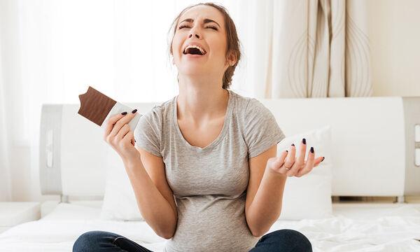 Σοκολάτα στην εγκυμοσύνη – Τα επτά οφέλη που δε γνωρίζατε