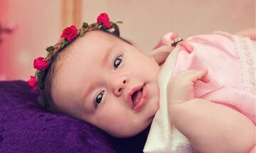 Και όμως, κατάφερε να αντιμετωπίσει την επιλόχειο κατάθλιψη φωτογραφίζοντας το μωρό της (pics)