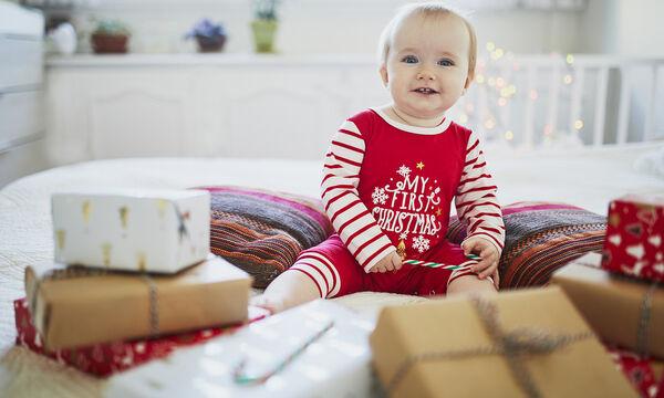 Πέντε τρόποι να γιορτάσετε τα πρώτα Χριστούγεννα με το μωρό σας
