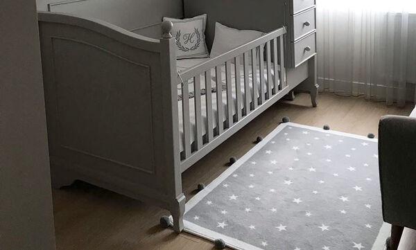 Xαλί στο βρεφικό και παιδικό δωμάτιο: Δεκαπέντε προτάσεις για να πάρετε ιδέες  (pics)