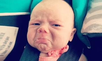 Οι πιο αστείες γκριμάτσες μωρών που έχετε δει σε ένα βίντεο (vid)